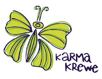 karma krewe logo 300 - Snowflake Fleece Leggings: Outdoor Yoga