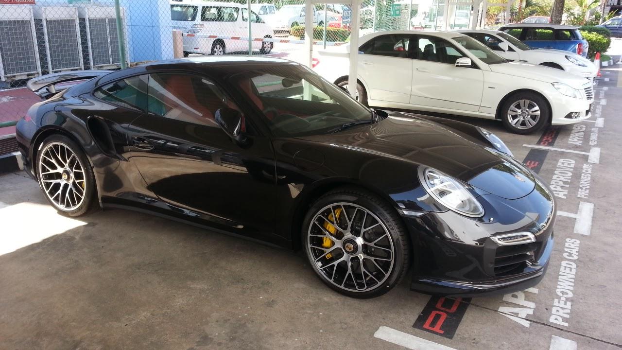 porsche 911 2014 black 2014 porsche 911991 turbo s - Porsche 911 2014 Black