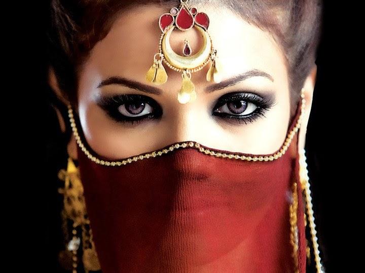 Beautiful Burqa Eyes