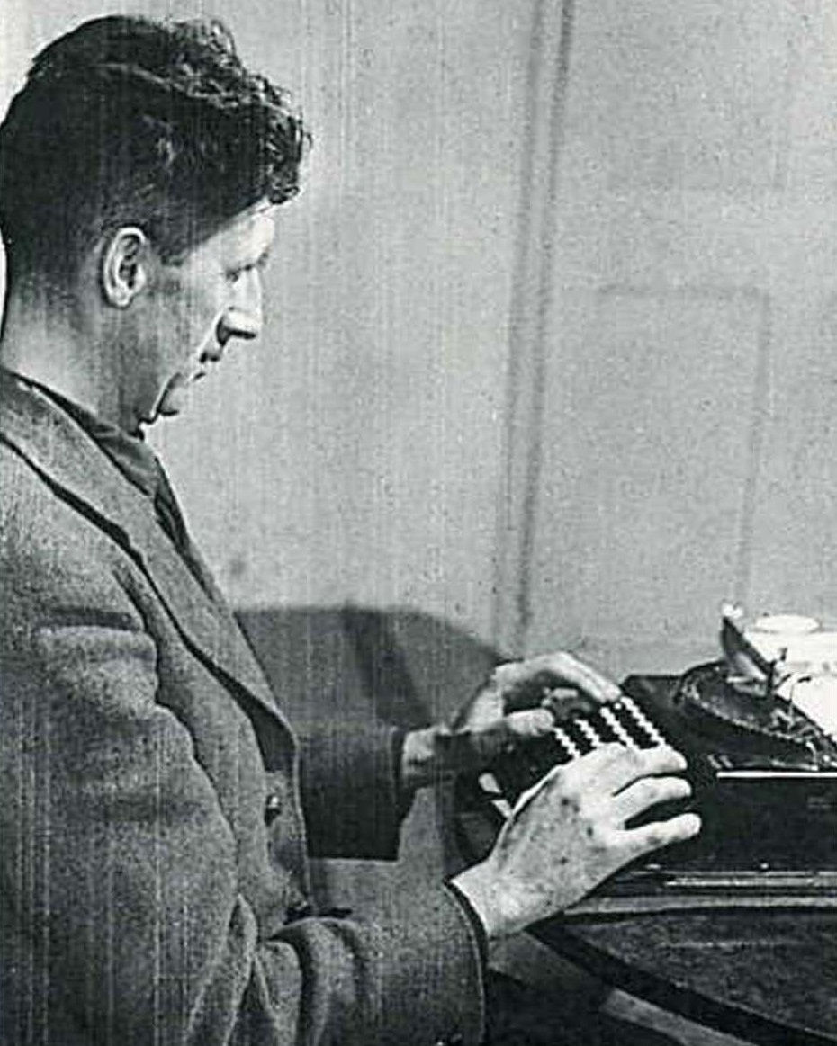 george orwell's nineteen eighty four modernist fable In nineteen eighty-four, orwell exorcises more than ten year's worth of this kind of epistemological worry from the mid-1930's, if not earlier, he had grown.