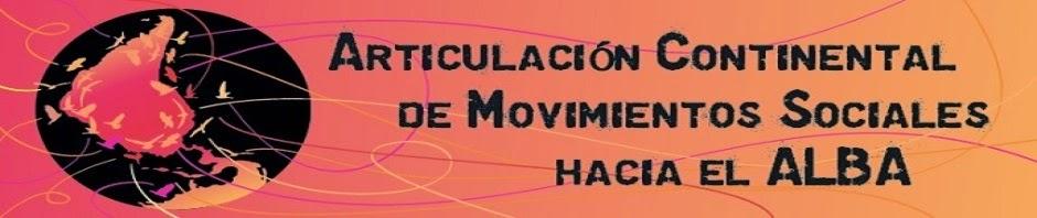Articulación Continental de los MovimientoS Sociales