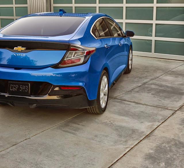 2016 Chevrolet Volt Plug-in Hybrid