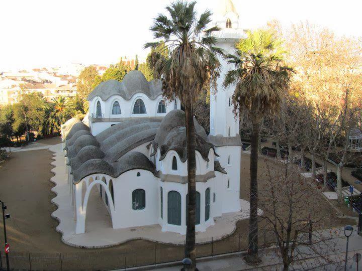 Poesia i excursionisme masia freixa i jardins del parc de - Masias en terrassa ...