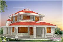 Beautiful House Designs Kerala Style