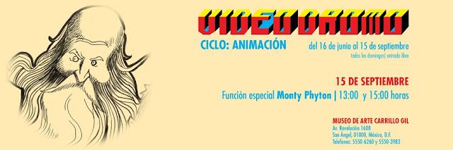 Domingo de Videodromo en el Museo Carrillo Gil