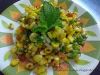 How to make Corn Salsa Recipe
