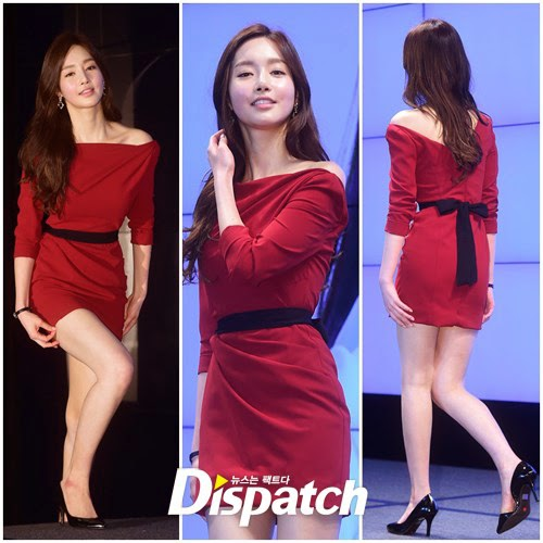 Thời trang hàn với những chiếc váy ngăn phiền phức