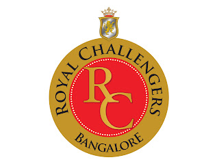 Indian Premier league Team Royal Challengers Bangalore Logo