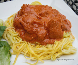 Chicken Paprikash--Hungarian Style