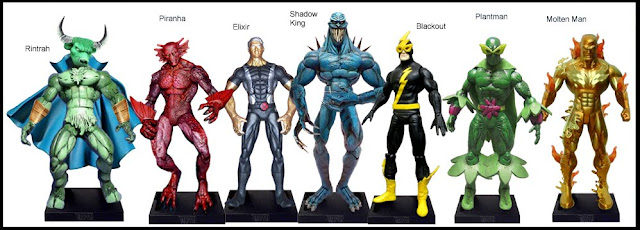 <b>Wave 39</b>: Rintrah, Piranha, Elixir, Shadow King, Blackout, Plantman and Molten Man
