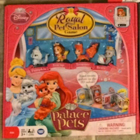 Disney palace pets game