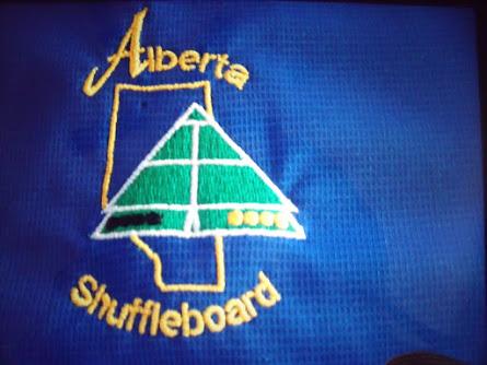 2017 Alberta Shuffleboard