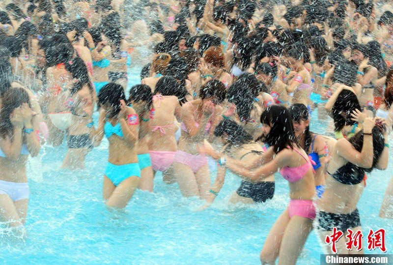 Guangzhou People Bikini Swimming Pool HD Larger Image Military Pictures To Colormilitary Color For Kidsmilitary Images Free