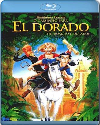 The Road to El Dorado 2000 Hindi Dual Audio 420p BRRip 300mb