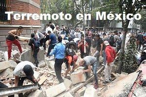 Todo sobre el Terremoto en México