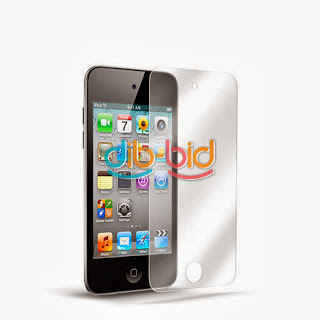 6 X Clear LCD Screen Protector Cover Shield for Apple iPod Touch 4 4G 4th Gen