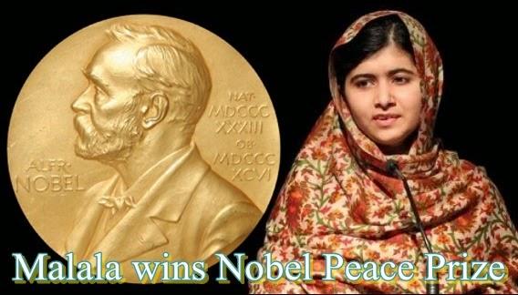 Malala Nobel Prize