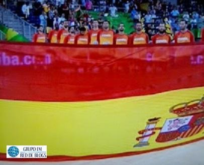 Selección Española de Baloncesto.