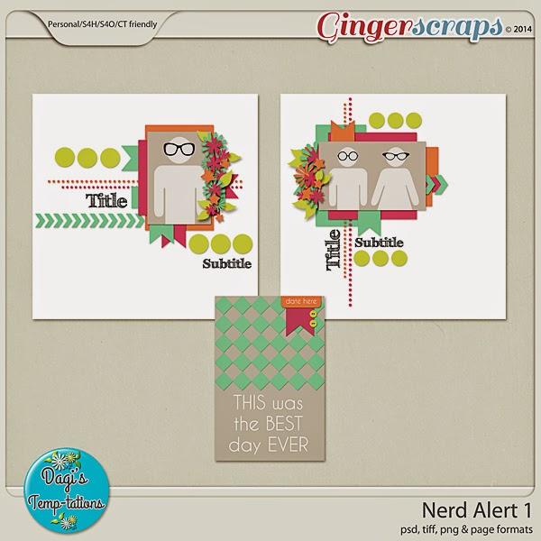 http://store.gingerscraps.net/Nerd-Alert-1.html