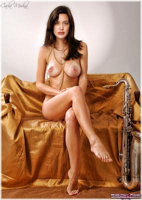 Fake Gloria Trevi Desnuda