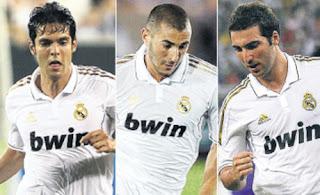 En verano, el PSG intentará fichar a medio Madrid