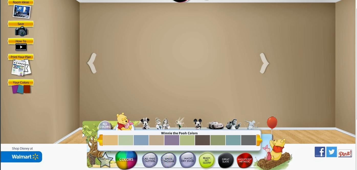 Disney Paint A Room Disney Paint Color Ta Ta For Tan