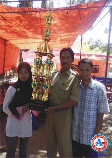 Gema Amaliah Ramadhan se-Kabupaten Bima, SMAN-3 Sape Boyong Piala Bupati