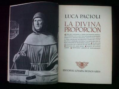 Luca de Pacioli divina proporcion