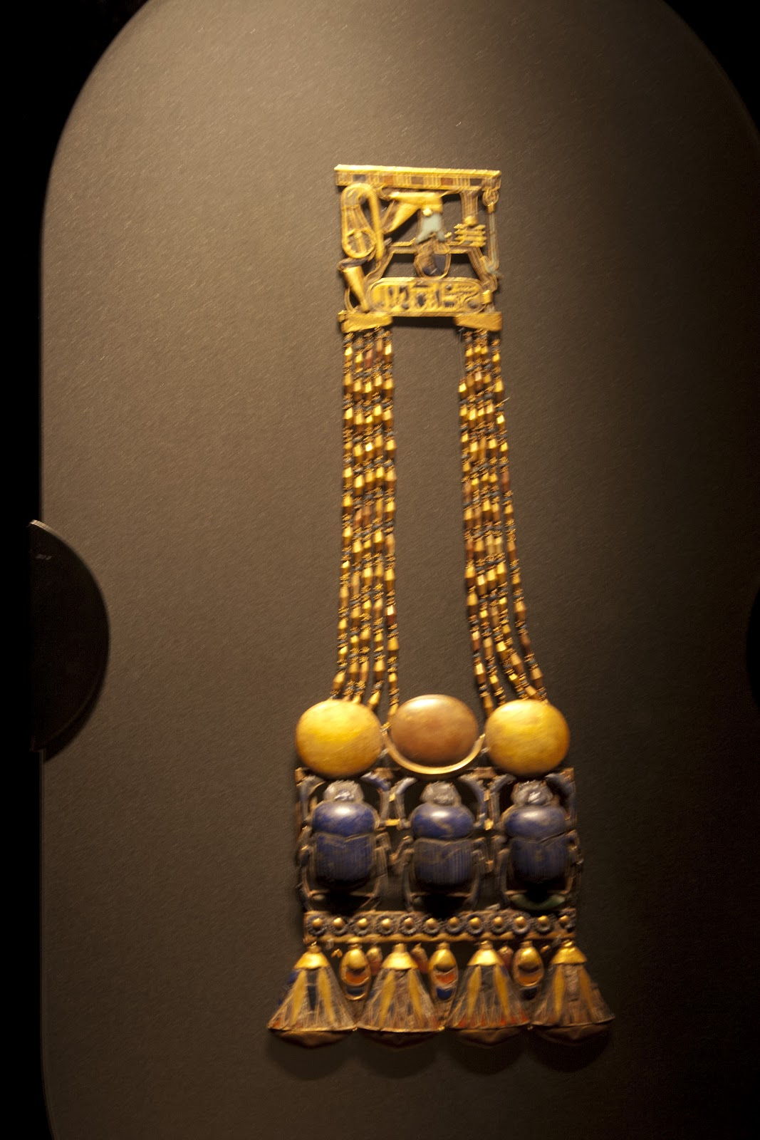 Marie poutine 39 s jewels royals jewels of ancient egypt for Egyptian jewelry