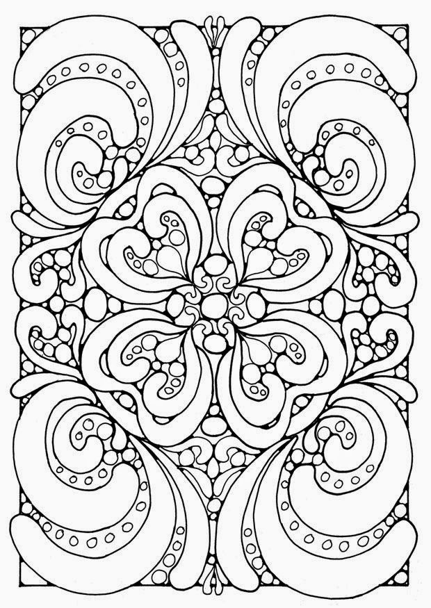 hd coloring pages google - Animal Mandala Coloring Pages Easy