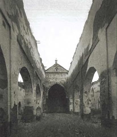Castra in lusitania simbolog a 1 la iglesia de san for Puerta 8 san marcos
