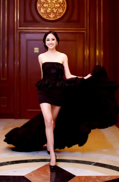 Mai Phuong Thuy  miss vietnam