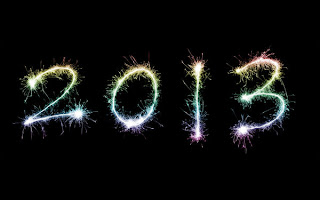 Happy new year 2013 fireworks wallpapers