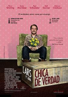 ver Lars y una chica de verdad (2007) online latino