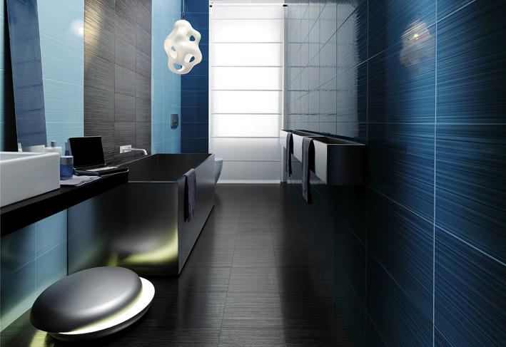 Decoracion Baño Azul:continuación fotos de decoración de baños color azul, baños