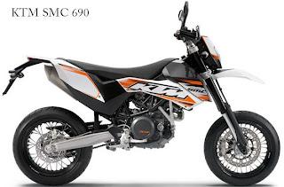 KTM SMC 690