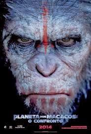 Planeta dos Macacos: O Confronto – Dublado