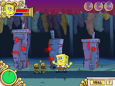 Download Spongebob & The Clash of Triton ( 73MB )