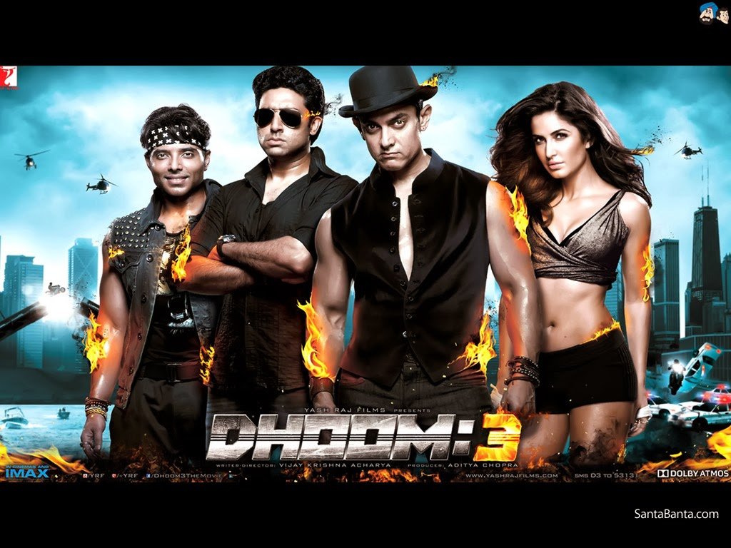 Dhoom 3 2014 Tamil Dubbed Watch Online