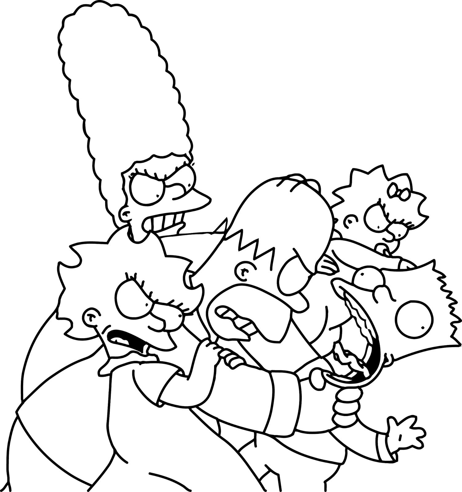 Páginas para colorear originales Original coloring pages: The ...