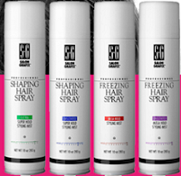 Salon Grafix Hairspray