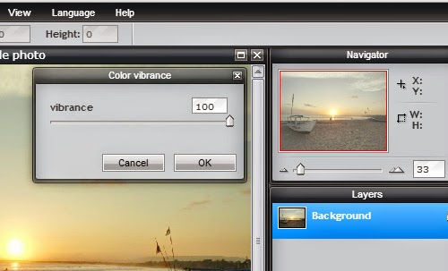 Tool Pixlr Editor Foto