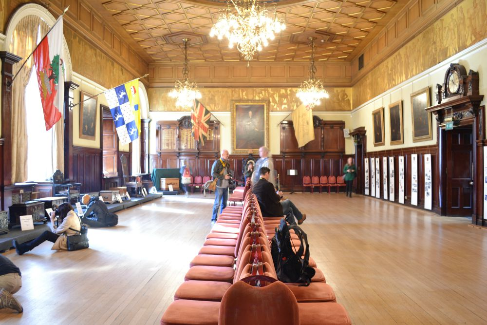trades hall glasgow doors open day