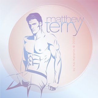 Matthew Terry by Kai Karenin, vector illustration
