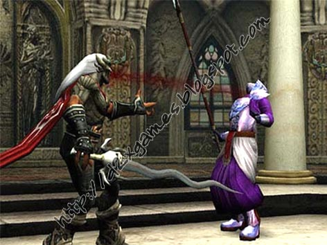 Free Download Games - Legacy Of Kain