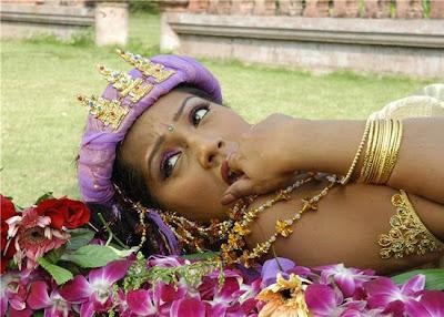 Meghna Naidu Hot Spicy Photos