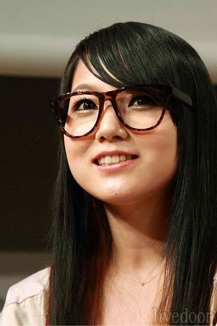SCANDAL Mami Sasazaki Glasses