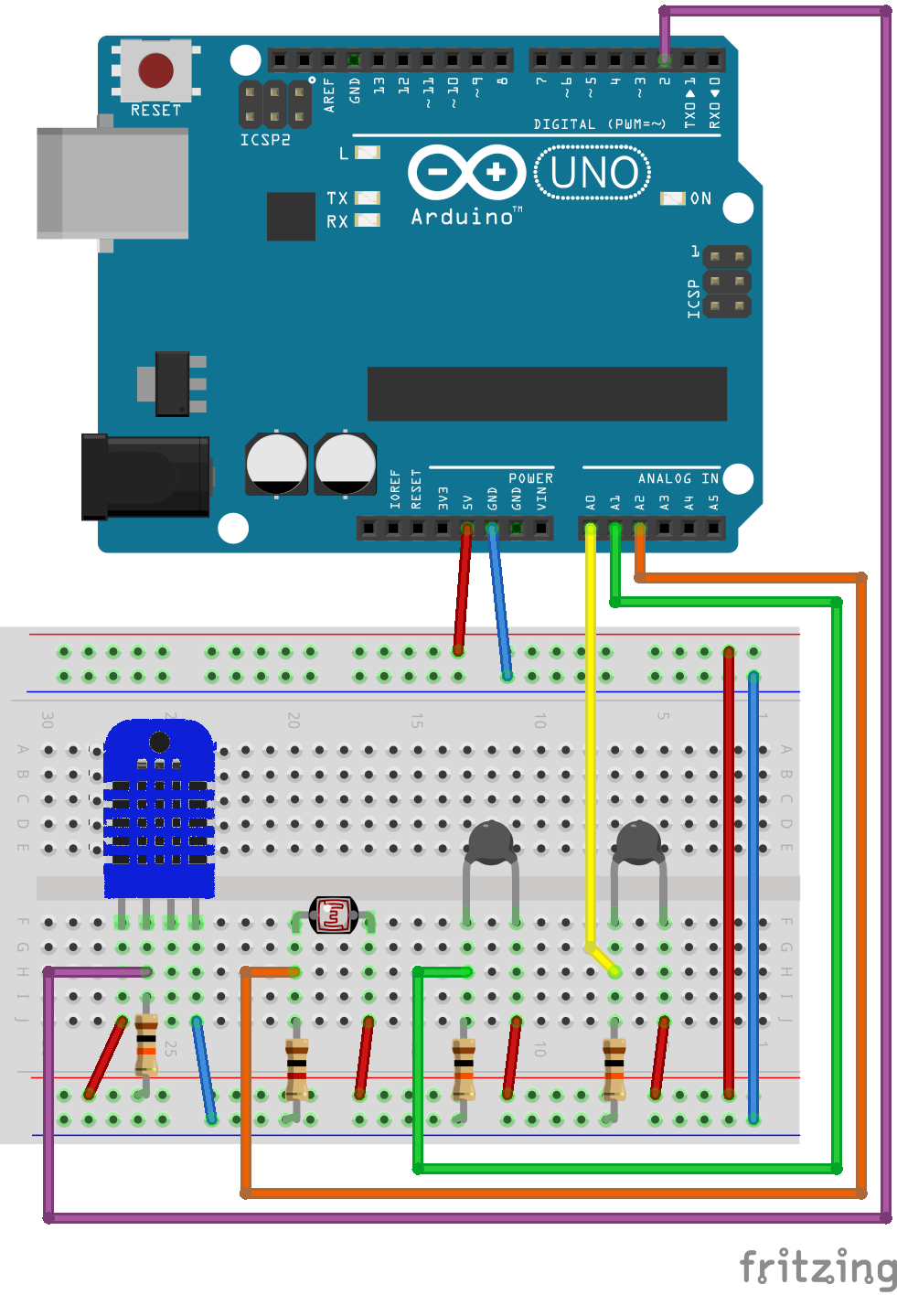 Markos Blog Arduino Greenhouse Wiring Vs The Of Nrf24l01 Is A Bit Complex So Simply Use This Scheme To Connect It