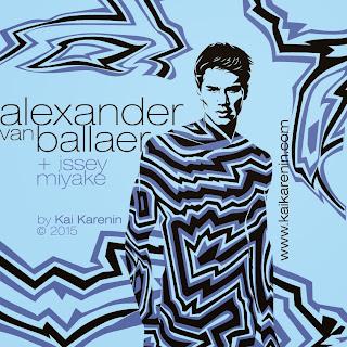 Alexander Van Ballaer by Kai Karenin