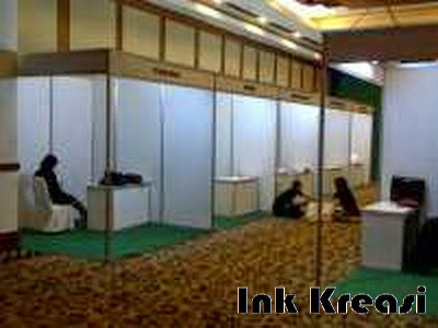 Sewa Partisi Pameran Murah Jakarta